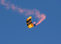 US Army Golden Knights Parachute tm